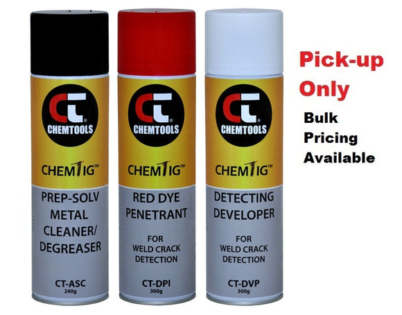 Chemtools CT-WCFF ChemTig™ Dye Penetrant Test Kit