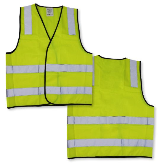 Maxisafe SVF603-L Yellow Day/Night Safety Vest