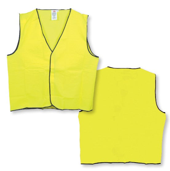 Maxisafe SVV601-L Yellow Safety Vest – Day Use