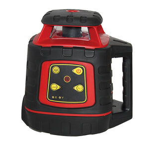EL614S – RedBack Electronic Levelling Rotating Laser Level with Grade
