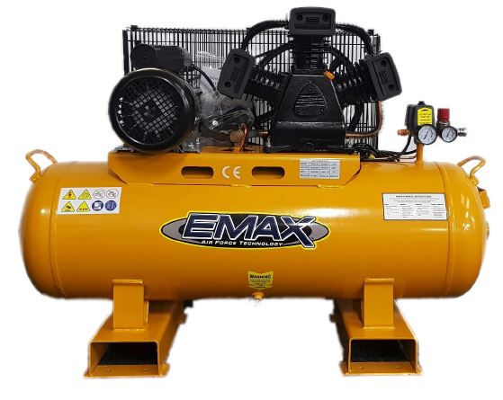 EMAX EMX3100 Air Compressor 3HP Heavy Duty Industrial Workshop Series 240V