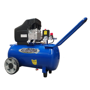 EMAX TD-2550 Air Compressor Direct Drive 50L 2.5HP 206L/Min