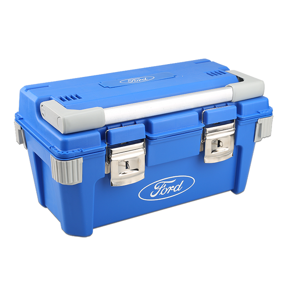 FORD TOOLS FHT-0315  50CM PLASTIC TOOL BOX