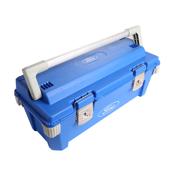 FORD TOOLS FHT-0316 65CM PLASTIC TOOL BOX