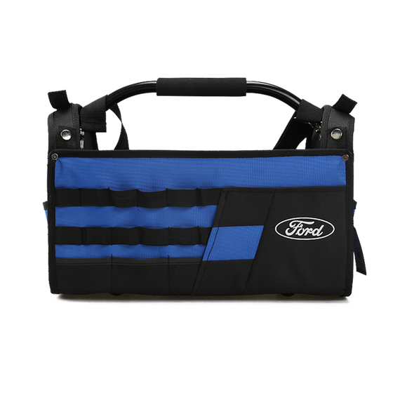 FORD TOOLS FHT-0390 MEDIUM CANVAS TOOLS BAG