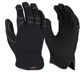 Maxisafe GRS235-10 G-Force Synthetic Riggers Glove Size 10 (Large)