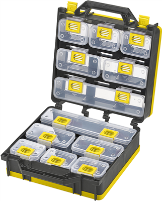 KC TOOLS 369F PORTABLE PARTS & TOOL ORGANISER