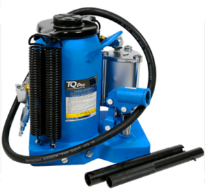 Tradequip TQPro PROBJ30TA 30,000 kg Bottle Jack - Air/Manual Hydraulic