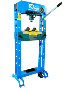 Tradequip TQPro PROSHPR30TA Air/Hydraulic Press 30,000kg