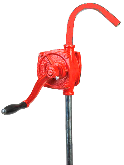 Borum RFP20C Aluminium 205L Drum Pump