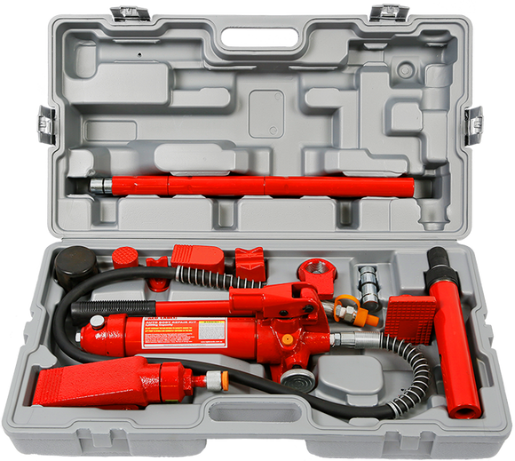 Red Label RL4TPP 4,000kg Porta Power Kit - Body Repair Kit