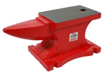 Red Label RLA50 Anvil Cast Iron 50kg