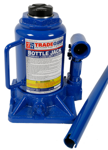 Tradequip 2015 12,000kg Bottle Jack - Squat