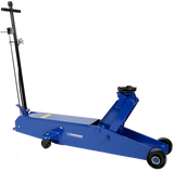 Tradequip 2826T 10,000kg Garage Trolley Jack Air/Hydraulic Long Chassis