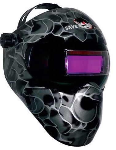 SAVE PHACE SP-ASP WELDING HELMET 180° LENS