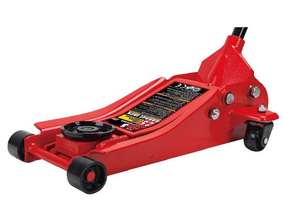 KC Tools TJ2000 2 TONNE LOW PROFILE TROLLEY JACK