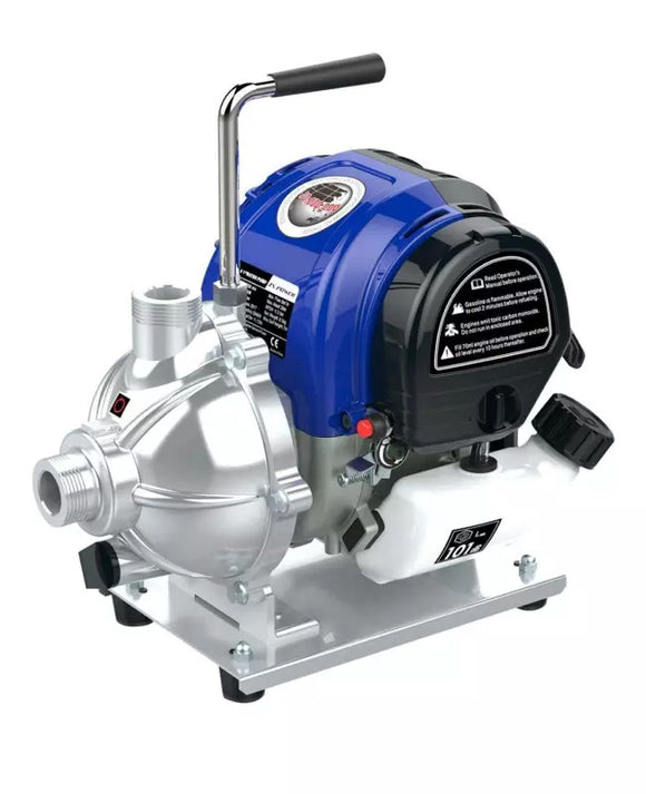 ZS POWER XG10 1″ Ultra-Portable Transfer Pump