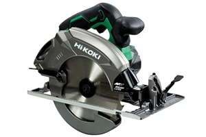 HIKOKI (HITACHI) C3607DA(HRZ) 36V Brushless 185mm Circular Saw KIT