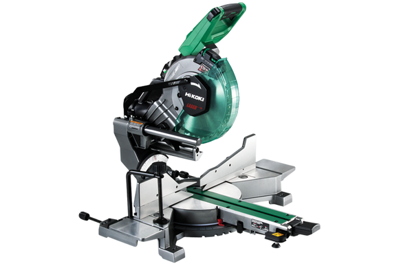 HIKOKI (HITACHI)C3610DRA(HAZ) 36V Brushless Slide Compound Mitre Saw KIT COMING SOON