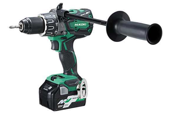 HIKOKI (HITACHI) DV36DA(HRZ) 36V Brushless Impact (Hammer) Driver Drill KIT