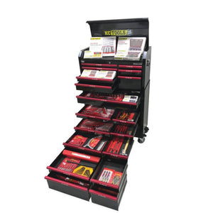 KC Tools ATK448BB 448pce AF/Metric Toolkit