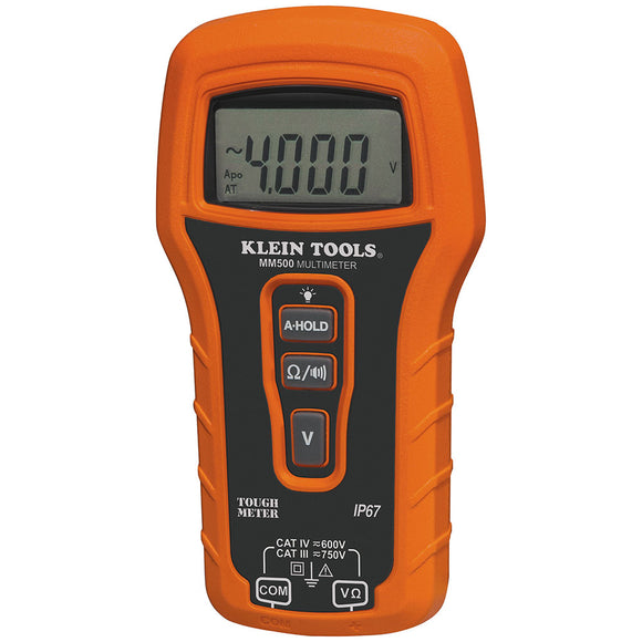 Klein MM500 Auto-Ranging Multi-Meter