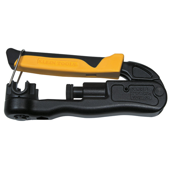 Klein VDV211-063 Compression Crimper - Lateral