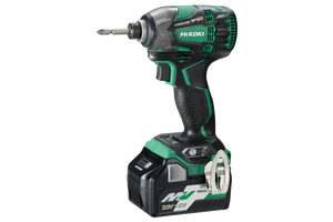 WH36DB(HRZ) HIKOKI (HITACHI) 36V Brushless Impact Driver KIT