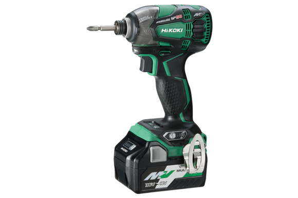 HIKOKI (HITACHI) WH36DB(HRZ) 36V Brushless Impact Driver KIT