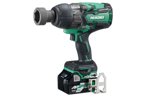 WR36DA(HRZ) HIKOKI (HITACHI) 36V Brushless High Torque 19mm Impact Wrench KIT