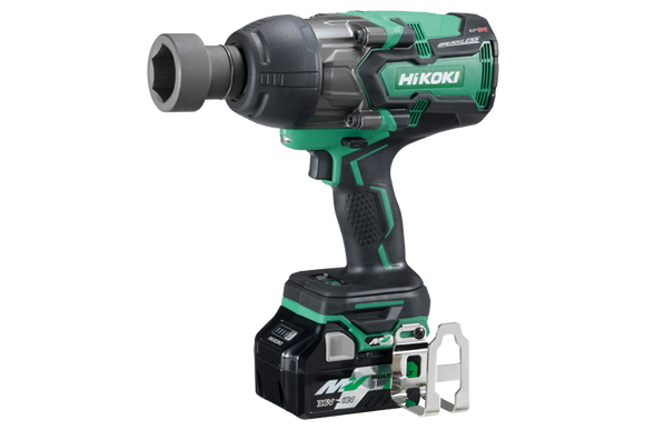 HIKOKI (HITACHI) WR36DA(HRZ) 36V Brushless High Torque 19mm Impact Wrench KIT
