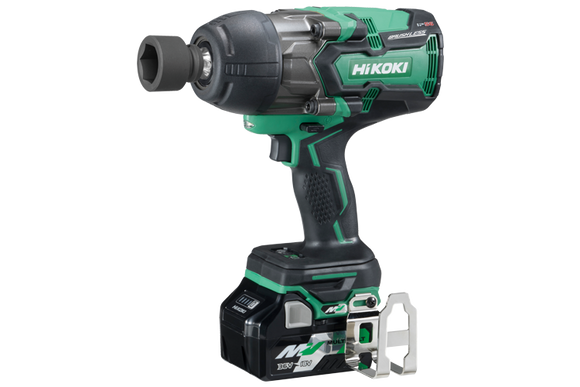 HIKOKI (HITACHI) WR36DB(H4Z) 36V Brushless High Torque 12.7mm Impact Wrench SKIN