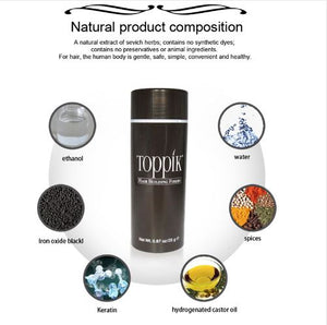 Toppik Hair Building Fibers - FadMonkey