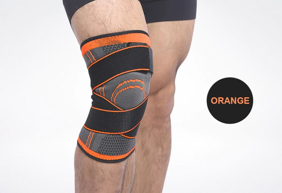 3D Sports Compression Knee Pad