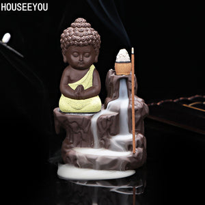 Ceramic Incense Waterfall Burner - FadMonkey