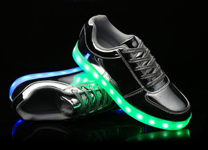 Stylish LED Sneakers - FadMonkey
