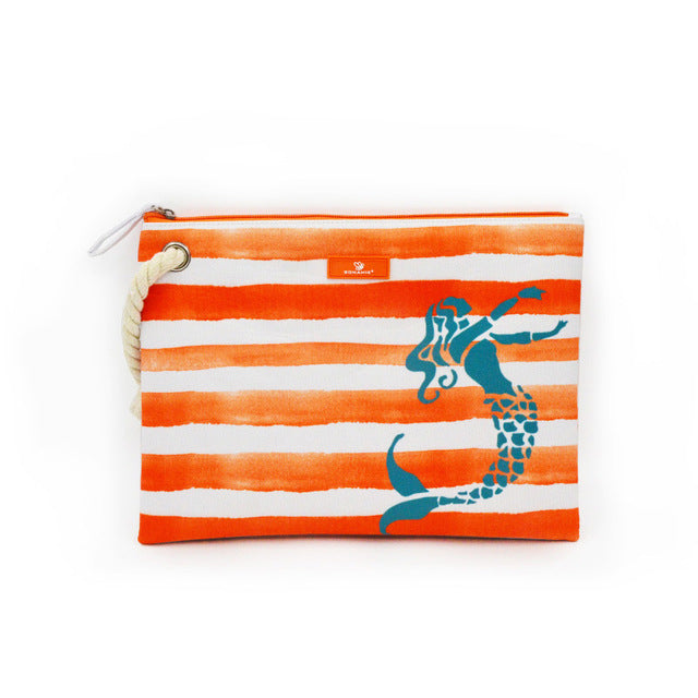 Beach Clutch Bag - FadMonkey
