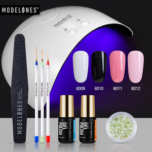 NailArt 11pcs Nail Art Kit - FadMonkey