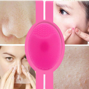 Silicone Exfoliating Face Brush - FadMonkey