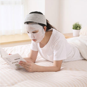 Silicone Sheet Mask Cover - 2pcs - FadMonkey