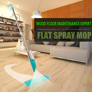 Spray Mop - Spray and Clean