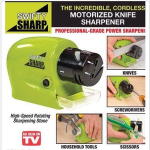 Swifty Sharp - Electric Knife Sharpener