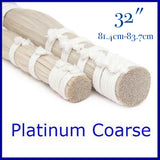 Platinum Coarse 32""