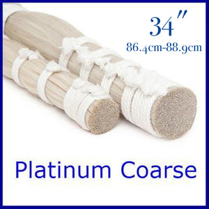 Platinum Coarse 34""