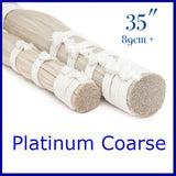 Platinum Coarse 35""