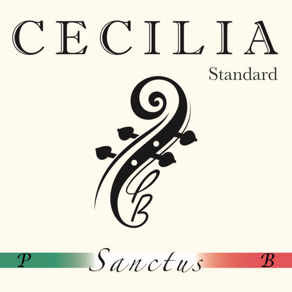 CECILIA Sanctus Formula Rosin: Standard Size 12 Piece Assortment