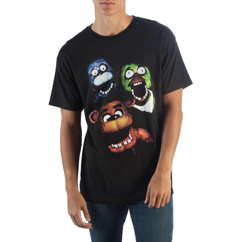 Five Nights Group T-ShirtFive Nights at Freddys - MERCHMILLA, Official nerd Merch lives here