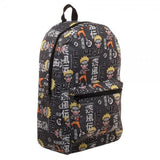Naruto Sublimated BackpackNaruto - MERCHMILLA, Official nerd Merch lives here