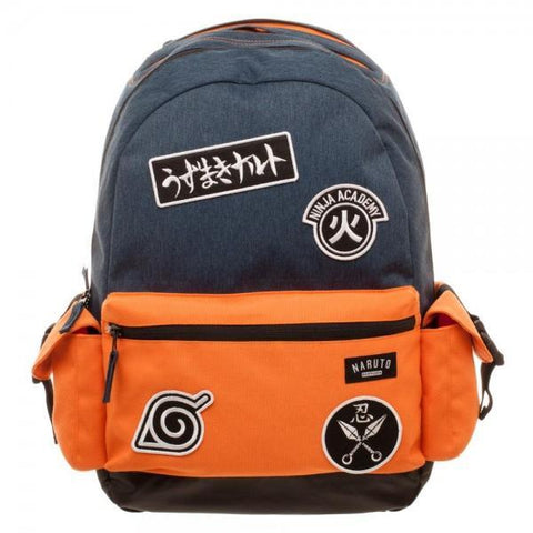 Naruto Omni BackpackNaruto - MERCHMILLA, Official nerd Merch lives here