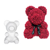 DIY Rose Bear Kit-Dolls-Golonzo